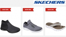 Style it Up this Summer w/ the Skechers Footwear Sale! Shop a Range of Styles for All Ages Incl. GoWalks, Vivacity Sandals, GoRun, Twinkle Toes & More