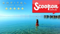 TAHITI Find Utopia in Tahiti at the 5* Sofitel Moorea Ia Ora Beach Resort! 5-Nights for 2, Incl. Breakfast, Champagne & More. Upgrade for 7-Nights