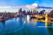 Soak Up Spectacular Sydney w/ a Harbour Lunch Cruise from Fusion Cruises! Enjoy Delicious 3 Courses Aboard Luxe MV Fusion. Kids Under 3 Sail Free