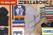 Surf's Up with Clothing & Accessories from Surf Brand Billabong! Shop Tees, Knits, Hoodies, Board Shorts, Maxi Dresses, Bags, Caps & More