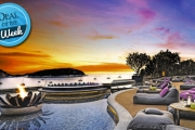 PHUKET Celebrate the Grand Opening of the Nai Harn in Phuket w/ 8 Days in a Deluxe Ocean View Room for 2! Incl. Nightly Drinks, Spa Treatments & More