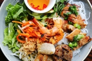 Fee Fi Pho Fum, I Smell Vietnamese, Here I Come! Grab a Tasty Vietnamese Feast for Two or Four. Think Saigon Curry Chicken Rice & More