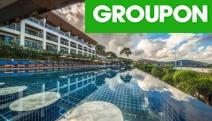 PHUKET w/ FLIGHTS Ultimate 10-Night Thai Getaway w/ Return Int'l Flights at Centara Blue Marine Resort Phuket! Massages & More from $999, PP Twin Share