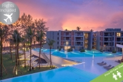 KHAO LAK w/ FLIGHTS Stunning 7-Night Getaway at 4* La Vela Khao Lak! Ft. Daily Brekkie, One Thai Dinner, Daily Cocktail or Beer, Spa Treatment & More