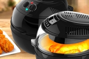 Fried Food Lovers Rejoice! Grab this Uber Cool 10L Kitchen Chef Air Fryer! Uses Turbo Air Technology to Mimic What Oil Does to Food When Frying