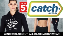 Keep Active and Stylish with the Winter Blackout: All Black Activewear Sale! Get Up to 57% Off from Adidas, North Face, Nike, Asics, New Balance & More