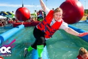 Get Ready for Ridiculous Fun w/ the 5K Ridiculous Obstacle Challenge! Game-Show Inspired Obstacles Incl. Wrecking Balls, 4-Storey Water Slide & More