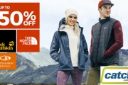 Get Off the Couch & into the Outdoors w/ the Outdoor Winter Warmers Sale! Shop Jackets, Baselayers & More from Brands Incl. North Face & Ice Breaker