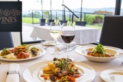 Take Your Tastebuds on a Culinary Trip w/ a 2-Course Lunch for Two People at Vines Helen's Hill in Beautiful Yarra Valley! Incl. Tasting & More