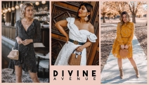Dresses You'll Wear on Repeat @ Divine Avenue! Featuring Fresh Hues & Flattering Fits, You'll be Ready for Any Occasion. Sizes 6-16 Available
