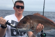 Set Sail on a Half-Day Deep Sea Fishing Adventure w/ Blue Reef Fishing Charters! All Equipment Included + Take-Home What You Catch. All Skill Levels