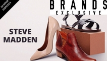 Come On Girls, Shop Your Way to the Festive Season w/ this Steve Madden Shoe Sale! Fashion Forward Designs Incl. Heels, Sandals, Flats & More
