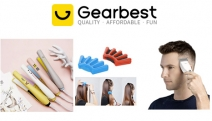 Never Have a Bad Hair Day Again w/ Gearbest Hair Care! Shop Hair Clipper, Hair Curlers, Dryers, Hairdressing Scissors & More at Affordable Prices