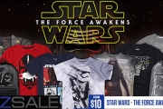 In a Galaxy Not So Far, Far Away, Find Men's & Kid's Star Wars Clothing Starting from Just $10! Shop Tees, Hoodies, Backpacks & More. Incl. Delivery