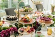 Enjoy a Delightful High Tea w/ Sparkling on Arrival for 2 @ Rydges Parramatta! Cupcakes, Eclairs, Mini Frittatas, Tielka Tea & More. Opt for 4 or 6