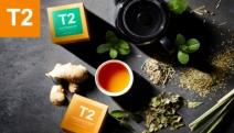 Tea Lover? Get Free Just Peppermint + Lemongrass & Ginger Tea When You Spend $100 at T2 Tea! Shop Teas & Teawares Incl. Green Teas, Teapots & More