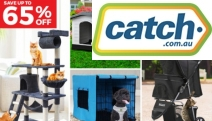 Treat Your Fave Pet to Up to 65% Off Carriers, Dog Beds, Cat Scratchers & More! Shop a Range of Pet Products Perfect for Home, Travel & Beyond