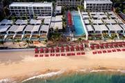 THAILAND w/ FLIGHTS 7-Night Beach Bliss @ Sensimar Resort Koh Samui! Junior Spa-Bath Villa Stay w/ Return Flights, Daily Cocktail, Set Dinner & More