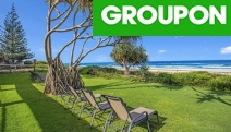 GOLD COAST 3N Beach Bliss for 4 @ Surfers Aquarius on The Beach! 2-BR Apartment w/ Late-Checkout & More! Nestled Between Surfers Paradise & Broadbeach