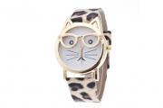 We're Pawsitive these Purrfect Cat Face Watches will Add Some Cattitude to Your Life! Choose from 4 Different Designs. Suitable for Cat Lovers