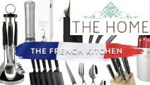 Ooh La La! Present Your Table Like the French Would w/ the French Kitchen Kitchenware Sale! Shop Laguiole Cutlery + Wine Coolers, Glassware & More