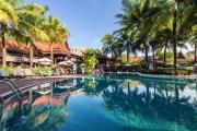 KHAO LAK 7-Night Blissful Family Getaway Mins from Nang Thong Beach at Khaolak Bhandari Resort & Spa! 3-Course Dining, 4 Massages Per Adult & More