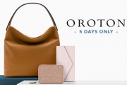 Elegance & Style Come Together w/ this Collection Affordable Luxury from Oroton! Shop Bags, Fragrances, Hair Accessories & More. Perfect Gift Idea