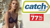 Feel Fabulous in Sexy Elle Macpherson Lingerie! Shop Up to 77% Off the Body Zest Gee in Jet Black, Body Breeze Romper, Geo Balconette Bra & More