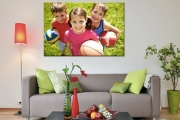 Watch Your Photos Come to Life on Your Walls w/ a Personalised Canvas Print from Just $14! Ft. 6 Sizes to Suit Any Room in the House. Plus P&H