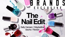 Nail Your Look w/ the Vibrant Range of Nail Polish in the Nail Edit Sale! Shop a Huge Range of In-Season Colours from Sally Hansen, Maybelline & More