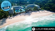 PHUKET Enjoy the Ocean @ Your Doorstep w/ 8N Beachfront Le Méridien Phuket Stay. Be Carefree w/ All Meals Included & More! Plus 2 Kids Stay & Eat Free