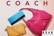 Invest in Luxury w/ Timeless & Premium Leather Handbags & Wallets from Iconic Brand, Coach! Ft. the Most Wanted Styles Incl. Totes, Crossbodies & More