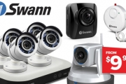 Protect Your Home or Office w/ the Best in the Business! Shop a Range of Security Cameras & Alarms from the Professionals at Swann Security Systems