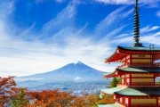 JAPAN W/ RETURN FLIGHTS Embark on a Magical 9-Day Highlights of Japan Tour & Visit Tokyo, the Temples of Kyoto & Osaka, Owakudani Volcano & More