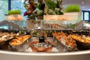 Dive into an Award-Winning Signature Seafood Buffet for Two or Four @ Feast Restaurant, Sheraton Grand Sydney Hyde Park! Available for Lunch or Dinner