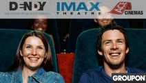 Fans of the Silver Screen Stock Up on Four Australian Movie Vouchers for Just $60! Valid at Over 70 Cinemas Nationwide Including IMAX & More