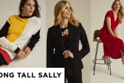 For Fashion Designed to Make Tall Women Feel Fab, Shop the Up to 50% Off Sale from Long Tall Sally! Ft. Knitwear, Tunics, Pants, Dresses & More