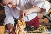 Learn to Cook Authentic Italian w/ a Class + a 3-Course Dinner at Cafe Piccolo Erko, Erskineville! Ft. Italian Chef, Antipasto, Fresh Pasta & More