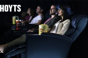 Catch Must See Releases w/ a HOYTS General Admission Saver or Super Saver Tick Only $9.99! Opt for a LUX Saver or Super Saver Tick. Valid Until 19 Dec