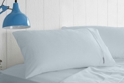 Get Your First Class Ticket to a Great Night's Sleep w/ 1000TC Cotton Rich Sheet Sets at Amazing Prices! Range of Shades, Single, King & Queen Sizes