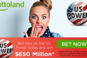 Tired of Small Aussie Jackpots? Buy Your Game for Your Chance to Win a Massive $650 Million* with US Power! Get in Quick, Drawn Today!