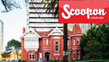 MELBOURNE 1-Night City Staycation for 2 at Seasons Heritage Melbourne! Stay in Charming Heritage Surrounds w/ Bottle of Wine, Late Checkout & More