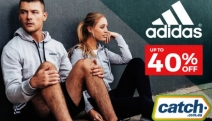 Achieve Your Fitness Goals in Style w/ New Adidas Winter Sportswear & Accessories! Up to 40% Off Shoes, Sweat Pants, Hoodies & More for Men + Women