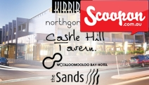 Get $50 Credit for Food & Drinks @ Kirribilli Hotel, Castle Hill Tavern, North Gong Hotel, The Narrabeen Sands Hotel or Woolloomooloo Bay Hotel
