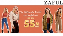 Go from the Desk to the Bar in Style with Up to 55% Off Zaful's Workwear Edit Sale! Shop Fashionable Blazers, Blouses, Pants, Tunics & Lots More