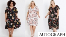 Whatever the Occasion, Find a Dress to Suit w/ Autograph's Collection of Dresses. Dress for Your Curves in a Range of Styles, Colours, Fits & Shapes
