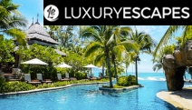 KOH SAMUI 5* Beachfront Paradise w/ 8-Nights at Royal Muang Samui Villas! Incl. Daily Brekkie & Cocktails, Massages, Airport Transfers & More
