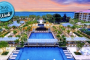 NUSA DUA, BALI 8-Night Stay at Opulent Mulia Resort! Incl. Daily Buffet Breakfast, Balinese Massage, Afternoon Tea, Cocktails & Much More
