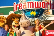 Live it Up w/ Unlimited Entry at Dreamworld, WhiteWater World & SkyPoint Observation Deck with a Season Pass! Valid Until Dec 2016