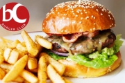 Bite into the Mouthwatering Goodness of a Burger & Steak Fries @ Burger Club! Burger Choices Incl. Gourmet Club, Aussie Club & More. Upgrade for 2